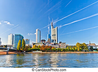 Frankfurt, Germany - City of Frankfurt, Germany