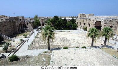 Venetians Kyrenia Castle, Cyprus - Inside Venetians Kyrenia...