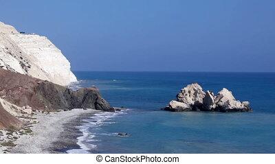 Rocks of Aphrodite, Paphos, Cyprus - Rocks of Aphrodite,...