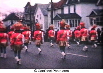 Parade 1968 - Vintage 8mm film - Some classic footage of a...