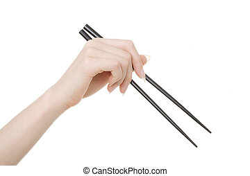 chopsticks - Chopsticks fingernails