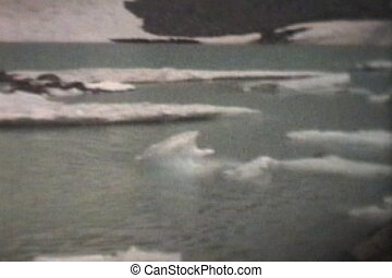 Trip To The Glacier 1975 - A neat collection of shots from...