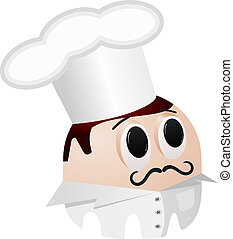 cook. vector