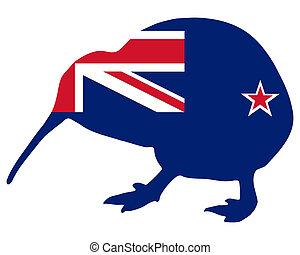 New Zealand kiwi