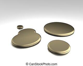 oil droplet