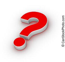 pergunta, marca