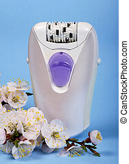 Epilator - device for depilation of a body and a cherry...