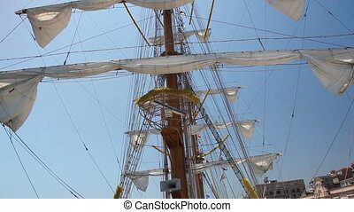 old sail ship 3  - old sail ship, shoot Canon 5D MarkII
