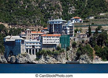 Grigoriou Monastery, Mount Athos - Grigoriou Monastery,...