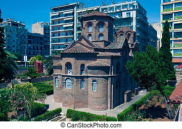 Panteleimon church, Thessaloniki - Agios Panteleimon church,...