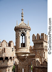 Fantasy Tower - A fantasy castle tourist landmark found in...