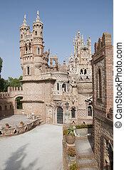 Fantasy Castle - A fantasy castle tourist landmark found in...