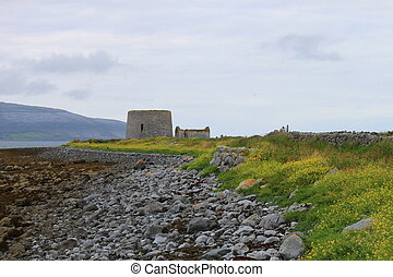 Martello Tower, Finavarra, County C