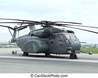 Military Helicopter - This is a picture of a canadian...