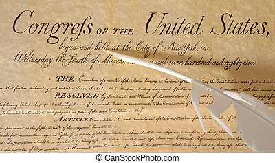 Congress - United States Declaration of Independence -...