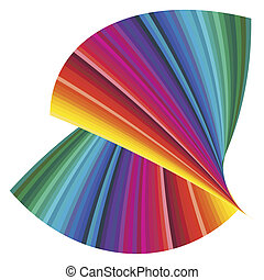 Full color range - Illustration to show the full color...