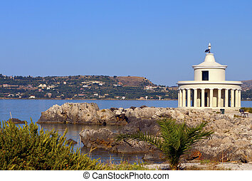 Lighthouse at Argostoli of Kefalonia - Lighthouse of St....