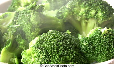 Organic Broccoli Heads