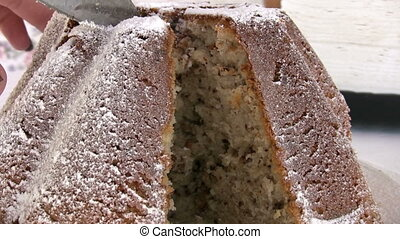 Yummy Walnut Cake Full HD1080p - Yummy Walnut Cake