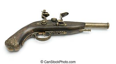 Retro, Arma
