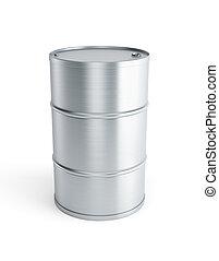 aço, barril