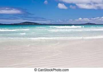Cape Le Grand beach near Esperance Western Australia