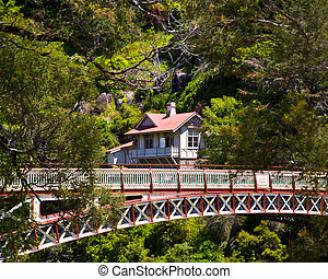 Kings Bridge, Launceston, Tasmania