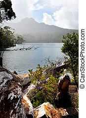 Lake St Clair National Park, Tasmania, Australia