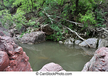 Tonto Natural Bridge State Park