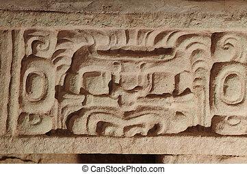 museo, Copan, honduras