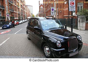 Londres, táxi