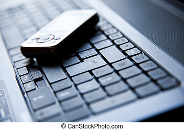 Cellular on a laptop