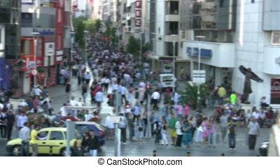 Street Scene  Full HD 1080p