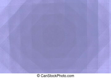 blue squares and spirales, seamless loop animated fractal