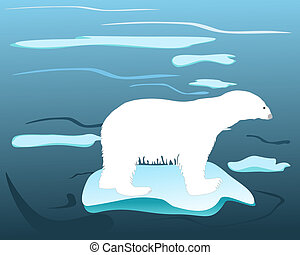 Warm times for polar bears