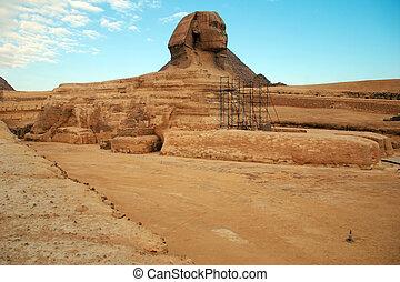 Egypt. Cairo. Sphinx.
