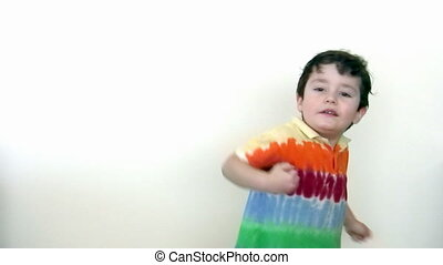 Dancing Full HD 1080p - Dancing Little Boy