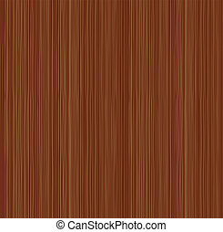 Dark wood vector background or pattern - Brown wood pattern...