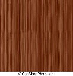 Dark wood vector background or pattern - Brown wood pattern...