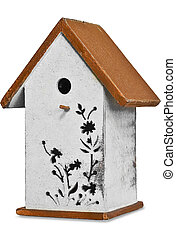 Birdhouse - color Bridhouse