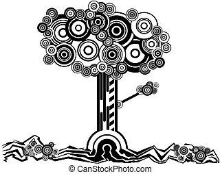 Circle-Tree