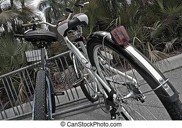 Beach Cruiser - Bicycle Beach cruiser