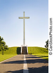 Papal Cross in Dublin - The Papal Cross in Phoenix Park,...