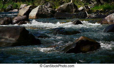 Mountain river 4