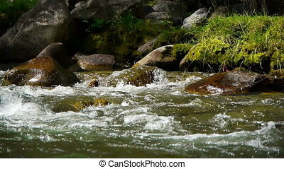 Mountain river 5