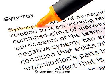 Synergy - Image of Synergy