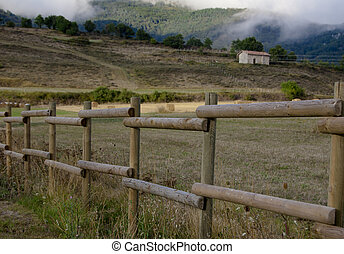 Landscape Europe, Spain, Basque Country