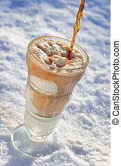 Ice Cream Float