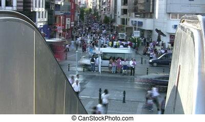Street Scene  Full HD 1080p - Street Scene