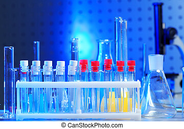 laboratory - Medical science equipment. Research,...